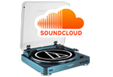 Audio Technica LP60 & SoundCloud